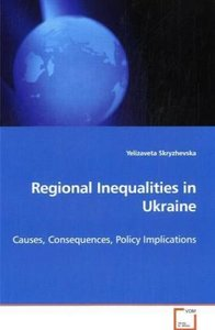 Regional Inequalities in Ukraine