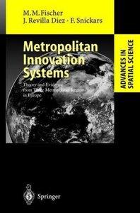 Metropolitan Innovation Systems