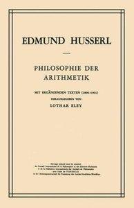 Philosophie der Arithmetik