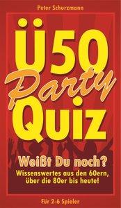 Ü-50 Party-Quiz