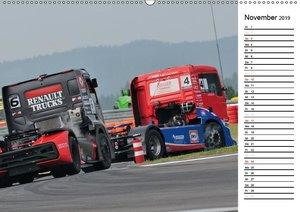 Faszination Truck Racing (Wandkalender 2019 DIN A2 quer)