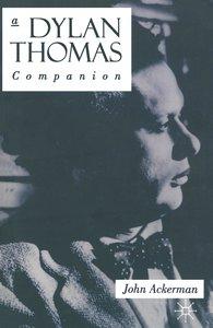 DYLAN THOMAS COMPANION 1991/E