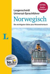 Langenscheidt Universal-Sprachführer Norwegisch - Buch inklusive