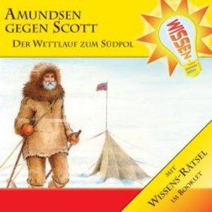 Amundsen gegen Scott