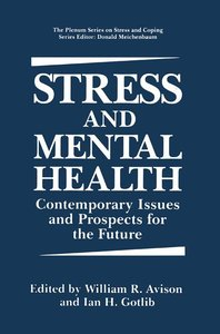 Stress and Mental Health