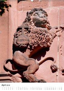 Der Heidelberger Löwe