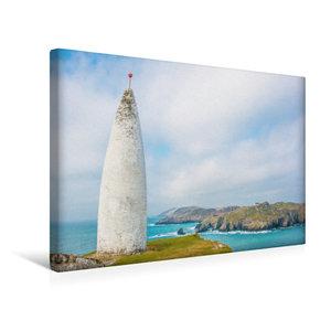 Premium Textil-Leinwand 45 cm x 30 cm quer Baltimore Beacon