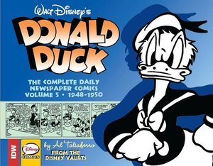 Walt Disney\'s Donald Duck The Daily Newspaper Comics Volume