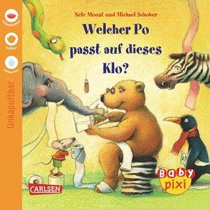 Baby Pixi 09: VE 5 Welcher Po passt auf dieses Klo? (5 Exemplare