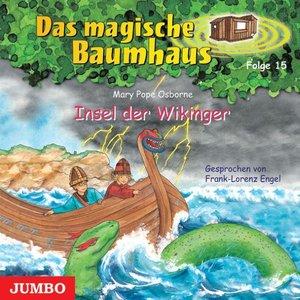 Das magische Baumhaus 15. Insel der Wikinger. CD