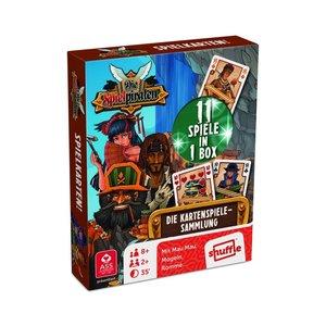Die Skatinsel, Rommé Familien-Edition (Spielkarten)