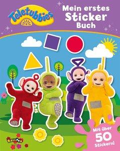 Teletubbies - Mein erstes Stickerbuch