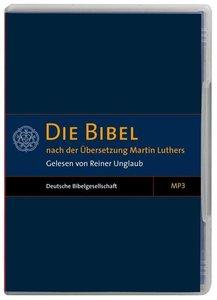 Die Bibel. 5 CDs (MP3-Version)