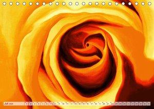 Rosenpower (Tischkalender 2020 DIN A5 quer)