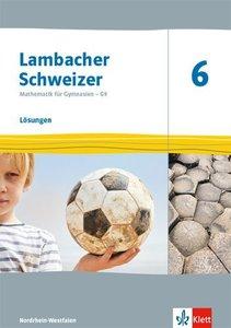Lambacher Schweizer Mathematik 6 - G9. Ausgabe Nordrhein-Westfal