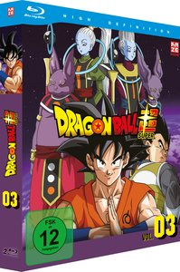 Dragonball Super 03. Arc: Universum 6 - Episoden 28-46