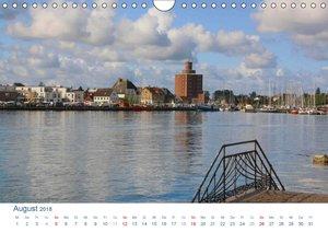 Eckernförde 2018 - Impressionen rund um den Hafen