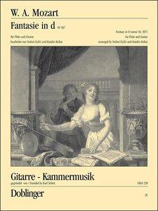 Fantasie in d (KV 397)