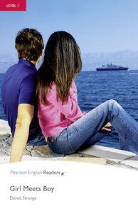 Penguin Readers Level 1 Girl Meets Boy