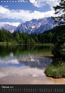 Idyllische Landschaften in Bayern (Wandkalender 2019 DIN A4 hoch