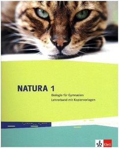 Natura Biologie. Lehrerband mit CD-ROM 5./6. Schuljahr. Ausgabe
