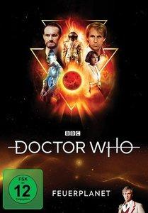 Doctor Who - Fünfter Doktor - Feuerplanet