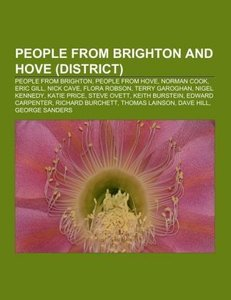 People from Brighton and Hove (district)