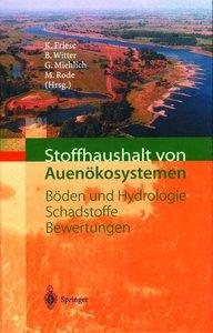 Stoffhaushalt von Auenökosystemen
