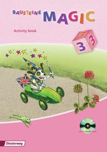 Bausteine 3. Activity book mit Lernsoftware CD-ROM