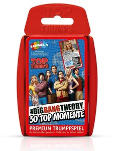 Top Trumps - The Big Bang Theory