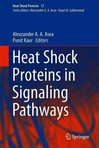 Heat Shock Proteins in Signaling Pathways