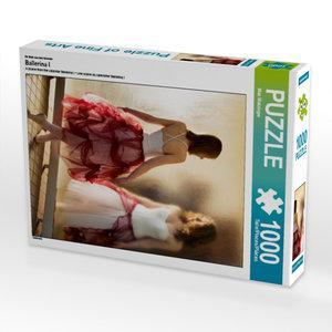 Ein Motiv aus dem Kalender Ballerina I 1000 Teile Puzzle hoch