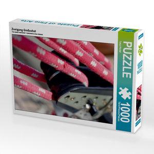 Zweigang Großschot 1000 Teile Puzzle quer