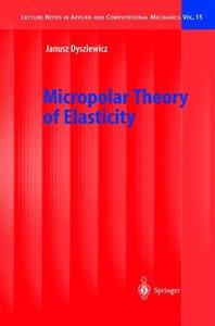 Micropolar Theory of Elasticity