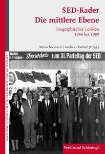SED-Kader: Die mittlere Ebene