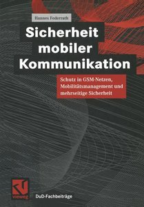 Sicherheit mobiler Kommunikation