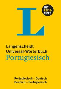 Langenscheidt Universal-Wörterbuch Portugiesisch
