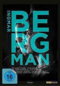 Ingmar Bergman - 100th Anniversary Edition