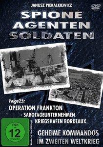 Spione Agenten Soldaten - Folge 25 - Operation Frankton; Sabotag