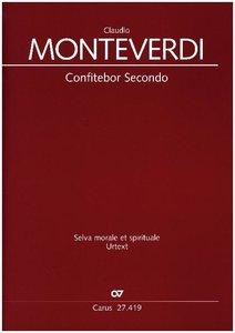 Confitebor, Partitur. Bd.2