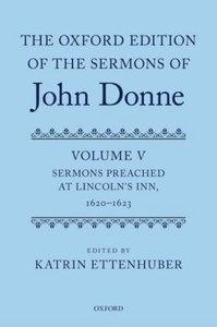The Oxford Edition of the Sermons of John Donne. Vol.5
