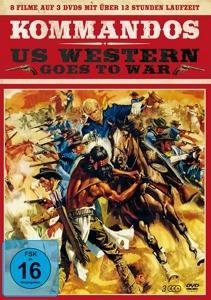 Kommandos-US Western Goes To War