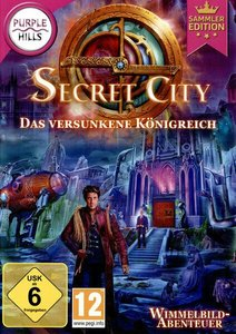 Secret City, Das versunkene Königreich, 1 DVD-ROM (Sammlereditio