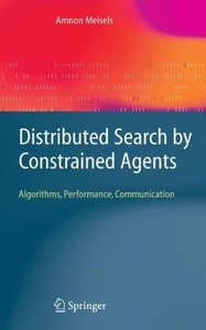 Distributed Search by Constrained Agents
