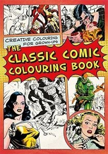 The Classic Comic Colouring Book