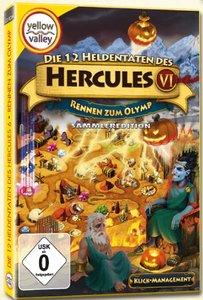 Yellow Valley: Die 12 Heldentaten des Herkules 6 - Rennen zum Ol