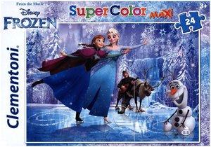 Disney Frozen (Kinderpuzzle), Eislaufen