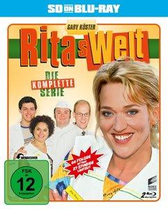 Ritas Welt-Die Komplette Serie (SD on Blu-ray)