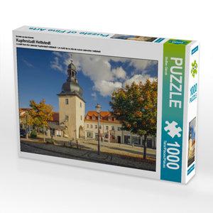 CALVENDO Puzzle Kupferstadt Hettstedt 1000 Teile Lege-Größe 64 x