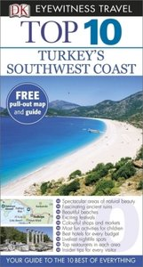 DK Eyewitness Top 10 Travel Guide: Turkey\'s Southwest Coast
